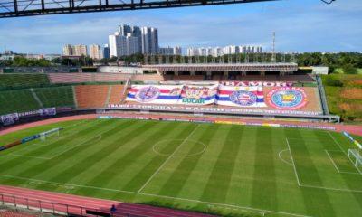 Com objetivos distintos, Bahia e Red Bull Bragantino se enfrentam na noite deste sábado (18), às 21h, no Estádio Roberto Santos (Pituaçu)