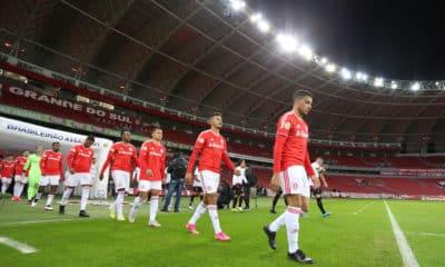 Com objetivos semelhantes, Internacional e Bahia se enfrentam na tarde deste domingo (26), às 16h, no Estádio Beira Rio, em Porto Alegre (RS)