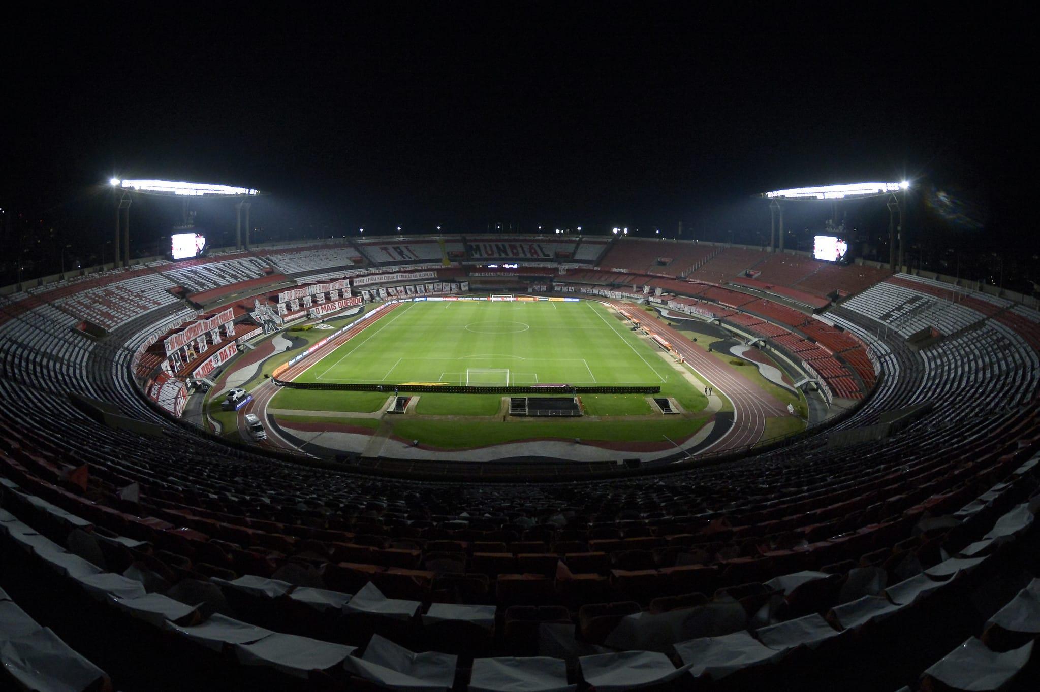Com objetivos distintos, São Paulo e Atlético-MG se enfrentam na noite deste sábado (25), às 21h, no Estádio Morumbi, em São Paulo (SP)