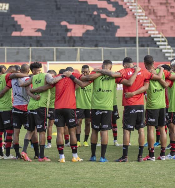 Com objetivos distintos, Vitória e Coritiba se enfrentam na noite desta quarta-feira (22), às 19h, no Estádio Barradão, em Salvador (BA)