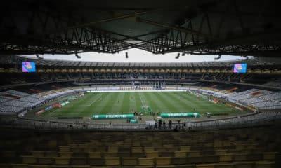 Com objetivos distintos, Atlético-MG e Internacional se enfrentam na noite deste sábado (02), às 21h, no Estádio Mineirão, em Belo Horizonte