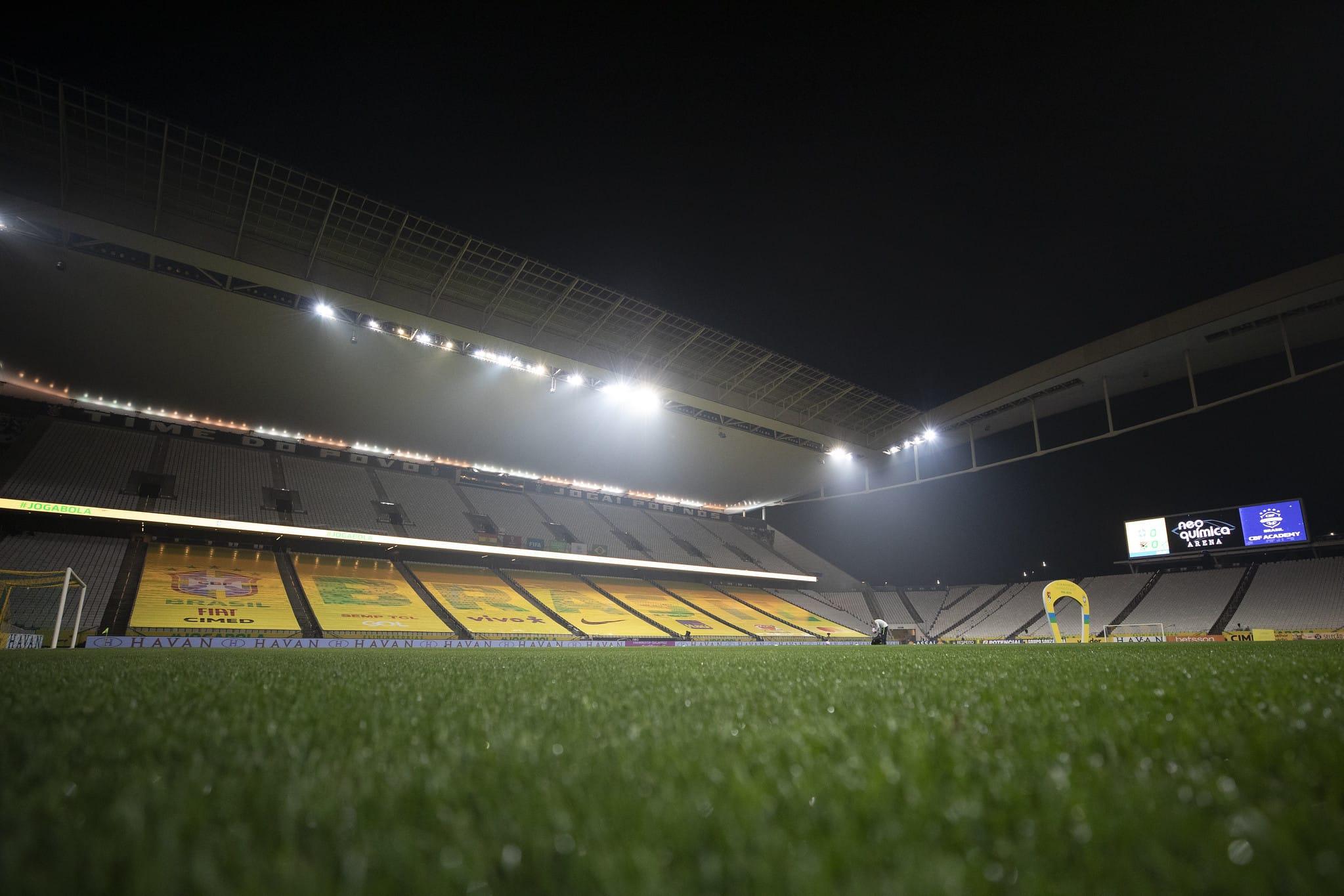 Com objetivos idênticos, Brasil e Argentina se enfrentam na noite deste domingo (05), às 16h, na Neo Química Arena, em Itaquera (SP).