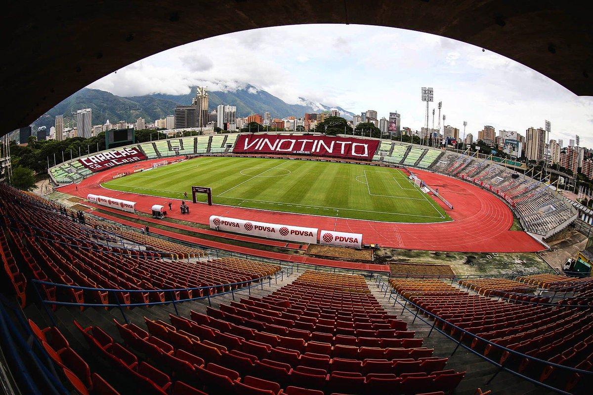 Com objetivos distintos, Venezuela e Brasil se enfrentam na noite desta quinta-feira (07), às 20h30, no Estádio Olímpico de La UCV