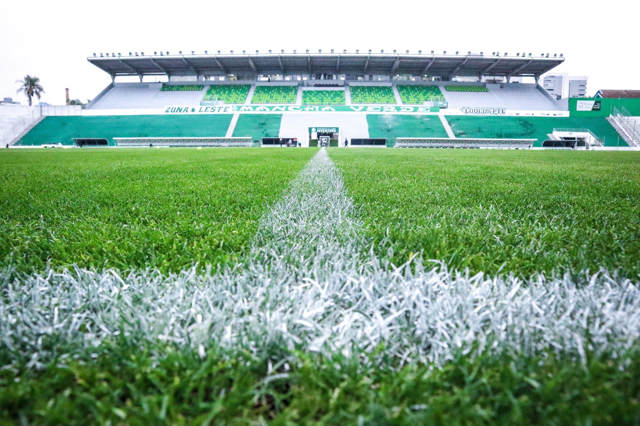 Com objetivos idênticos, Juventude e Santos se enfrentam na tarde deste domingo (26), às 16h, no Estádio Alfredo Jaconi, em Caxias do Sul