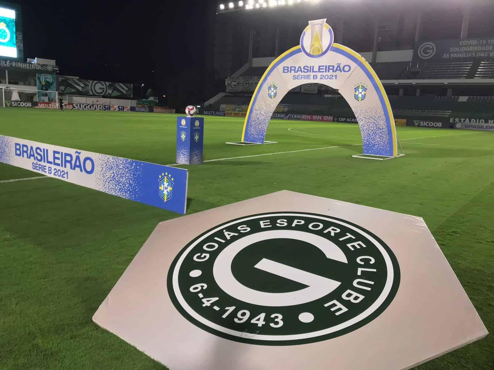 Com objetivos distintos, Goiás e Vitória se enfrentam na noite deste sábado (02), às 18h30, no Estádio Hailé Pinheiro (Serrinha)