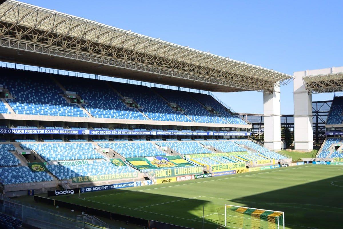Com objetivos semelhantes, Cuiabá e Fluminense se enfrentam na noite desta segunda-feira (20), às 20h, na Arena Pantanal, em Cuiabá (MT)
