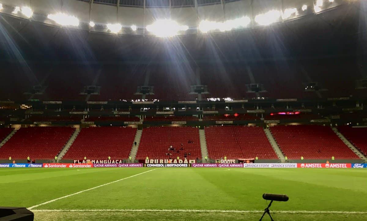 Com objetivos idênticos, Flamengo e Barcelona de Guayaquil se enfrentam na noite desta quarta-feira (22), às 21h30, no Estádio Mané Garrincha