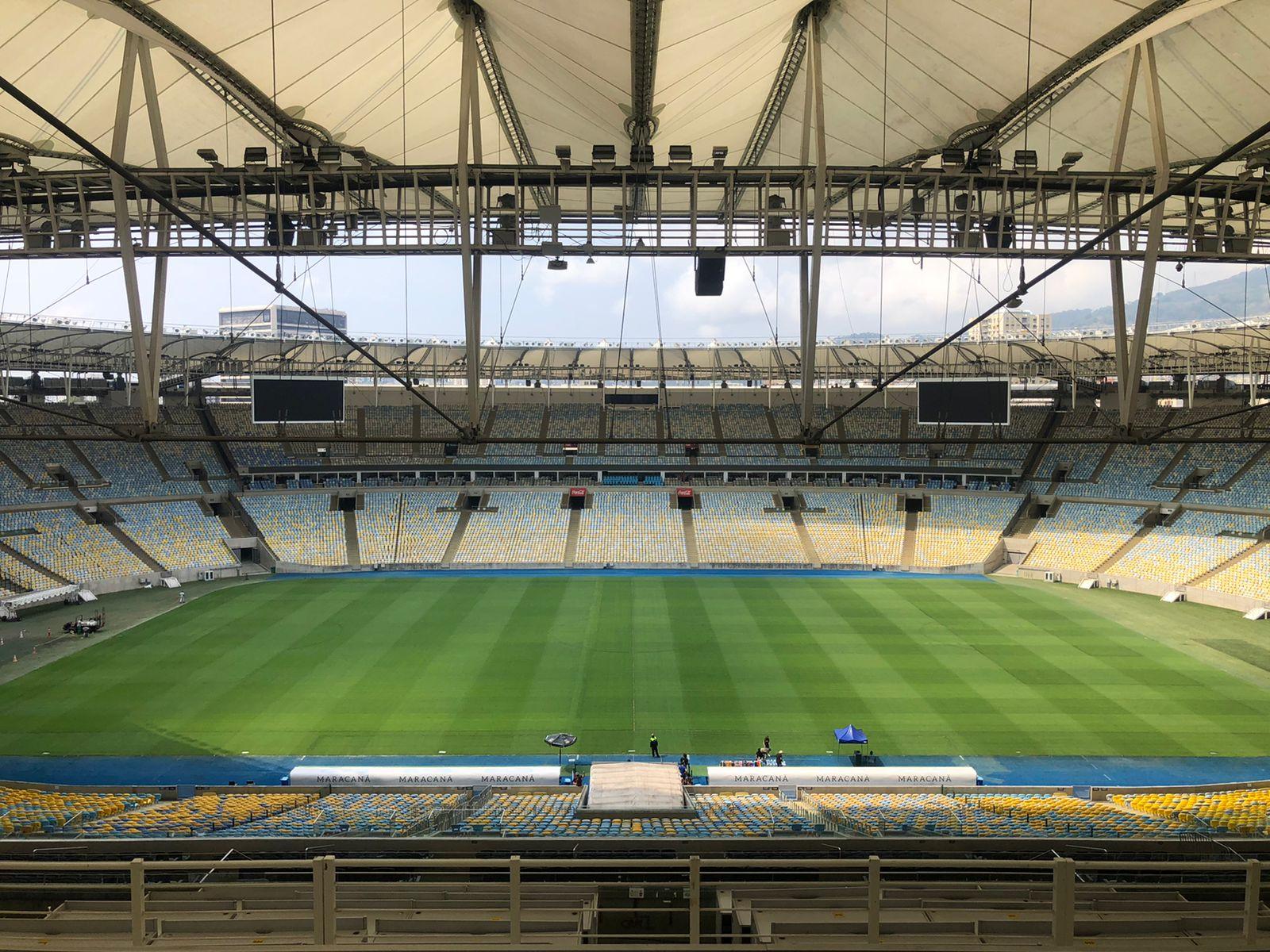 Com objetivos divergentes, Flamengo e Grêmio se enfrentam na noite deste domingo (19), às 20h30, no Estádio Maracanã, no Rio de Janeiro (RJ)