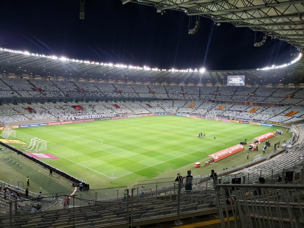 Com objetivos semelhantes, Atlético-MG e Sport se enfrentam na noite deste sábado (18), às 19h, no Estádio Mineirão, em Belo Horizonte (MG)