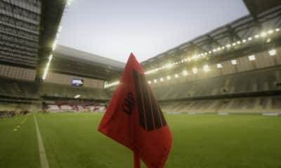 Com objetivos semelhantes, Athletico-PR e Juventude se enfrentam na noite deste sábado (18), às 18h45, na Arena da Baixada, em Curitiba-PR