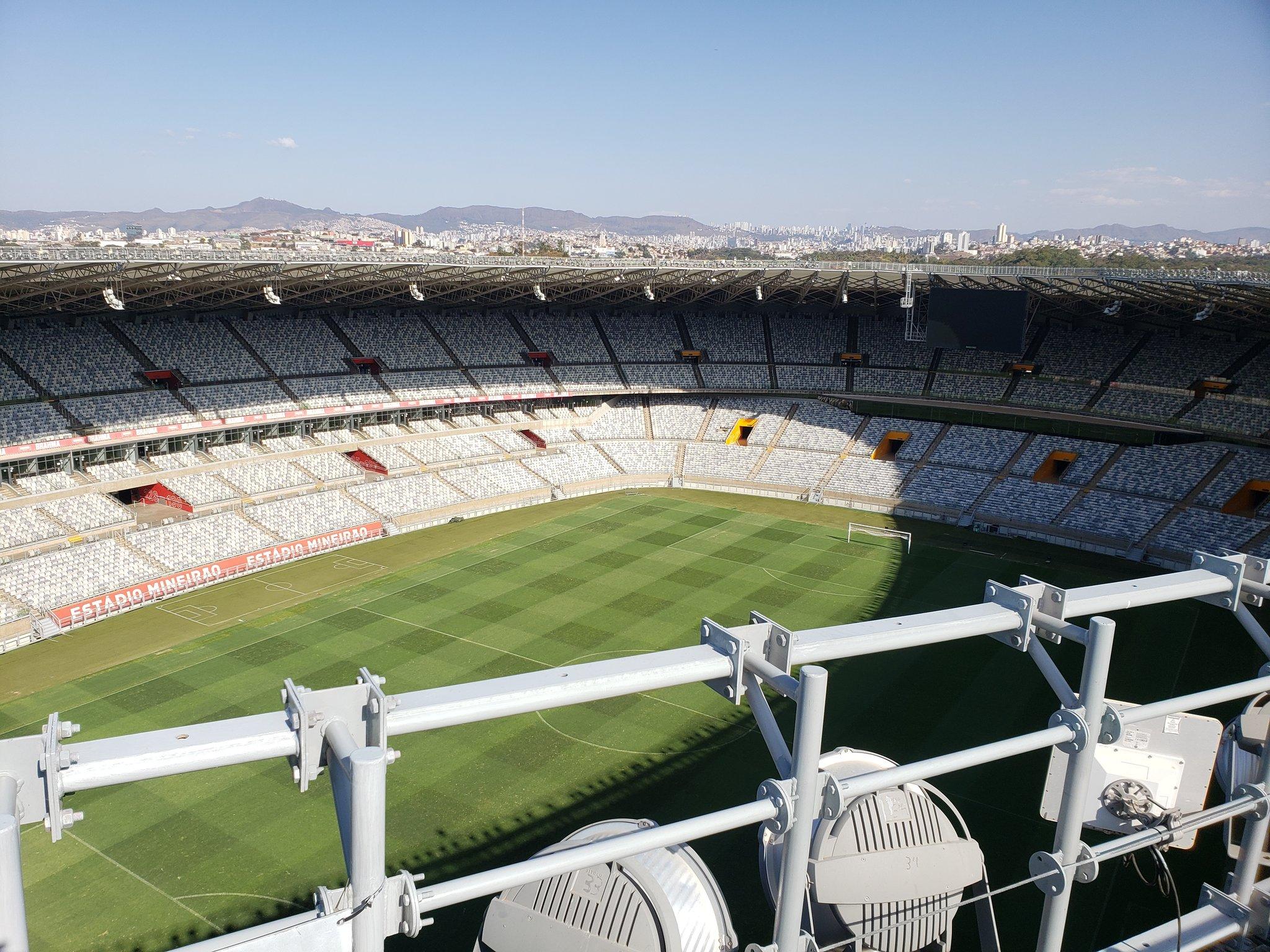 Com objetivos idênticos, Atlético-MG e Fluminense se enfrentam na noite desta quarta-feira (15), às 19h, no Estádio Mineirão