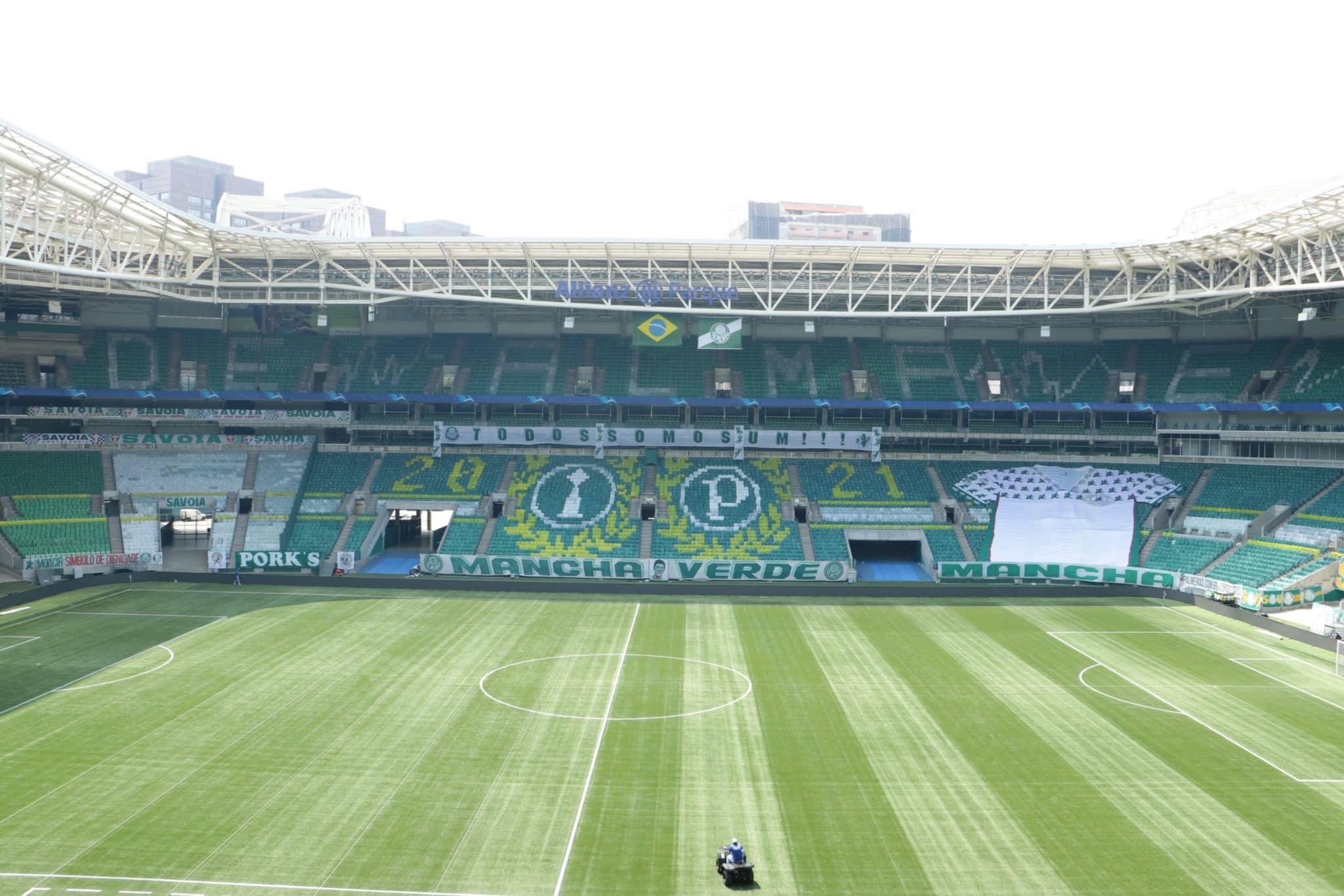 Com objetivos similares, Palmeiras e Red Bull Bragantino se enfrentam na noite deste sábado (09), às 21h, no Allianz Parque, em São Paulo (SP)