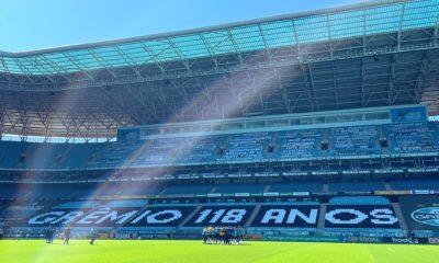 Com objetivos semelhantes, Grêmio e Sport se enfrentam na noite deste domingo (03), às 20h30, na Arena do Grêmio, em Porto Alegre (RS)