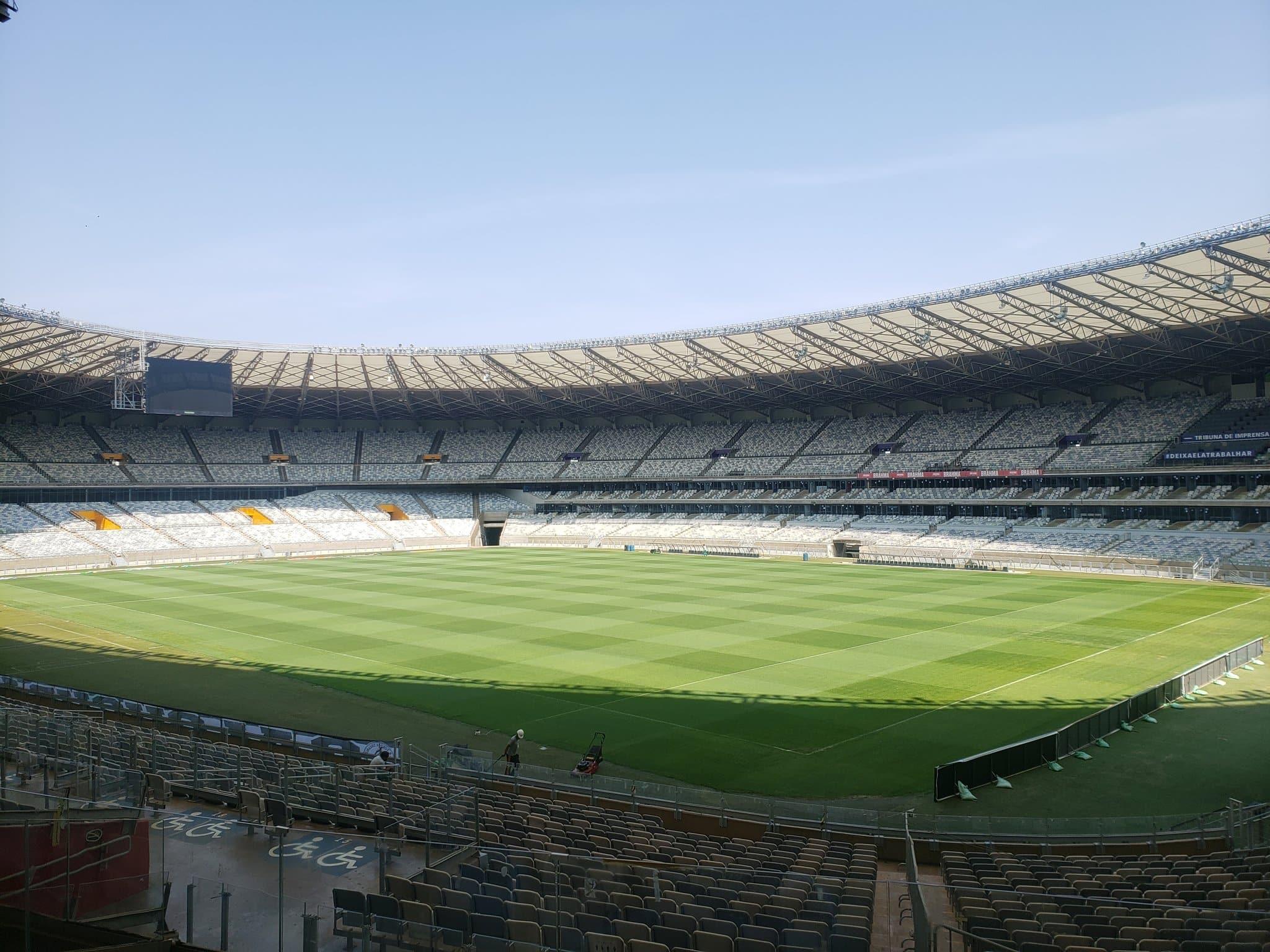 Com objetivos distintos, Cruzeiro e Brasil de Pelotas se enfrentam na manhã deste domingo (03), às 11h, no Estádio Mineirão