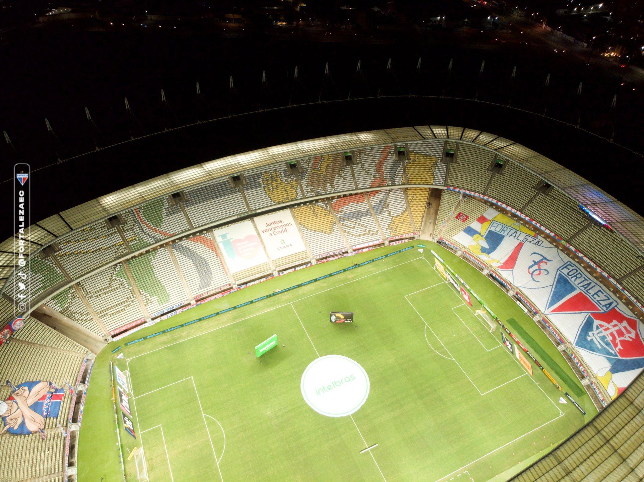 Com objetivos divergentes, Fortaleza e Atlético-GO se enfrentam na tarde deste sábado (02), às 17h, na Arena Castelão, em Fortaleza (CE)