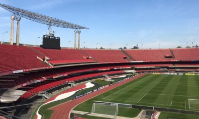 Com objetivos distintos, São Paulo e Atlético-GO se enfrentam na tarde deste domingo (19), às 16h, no Estádio Morumbi, em São Paulo (SP)