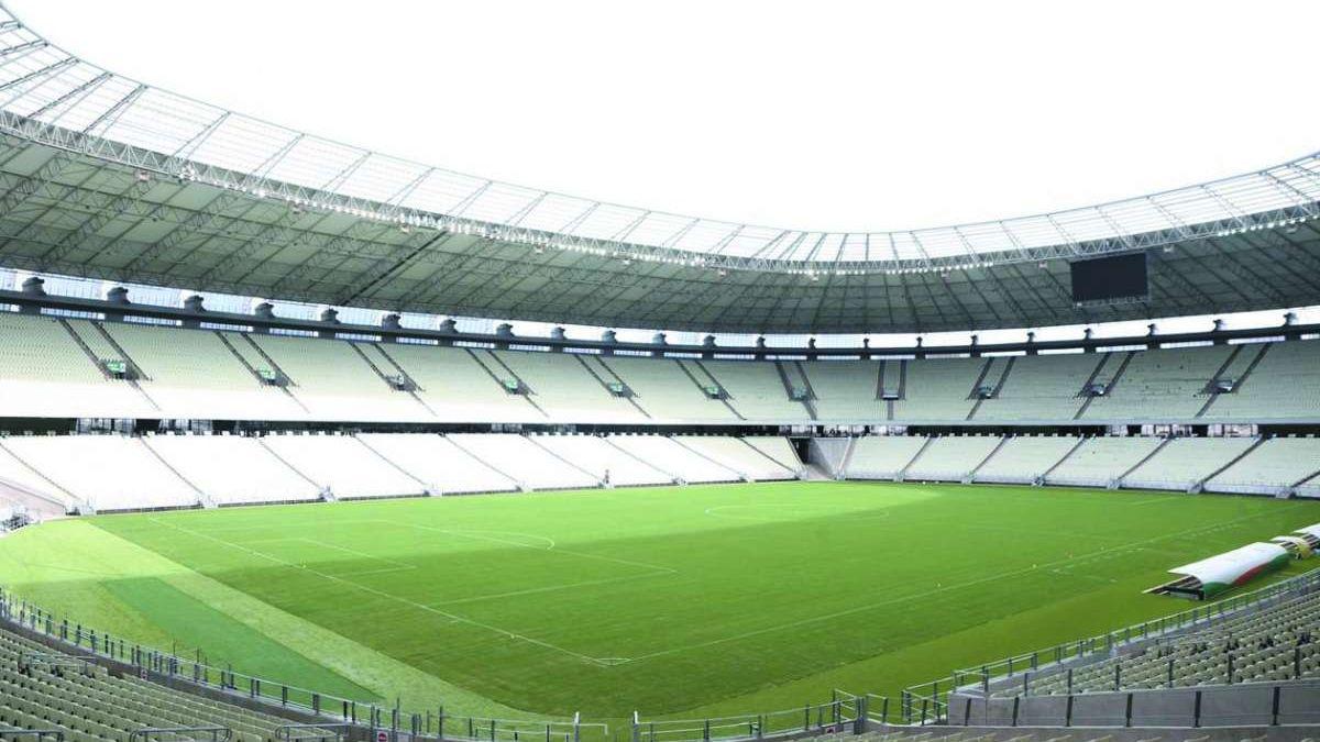Com objetivos divergentes, Ceará e Chapecoense se enfrentam na tarde deste sábado (22), às 17h, na Arena Castelão, em Fortaleza (CE)