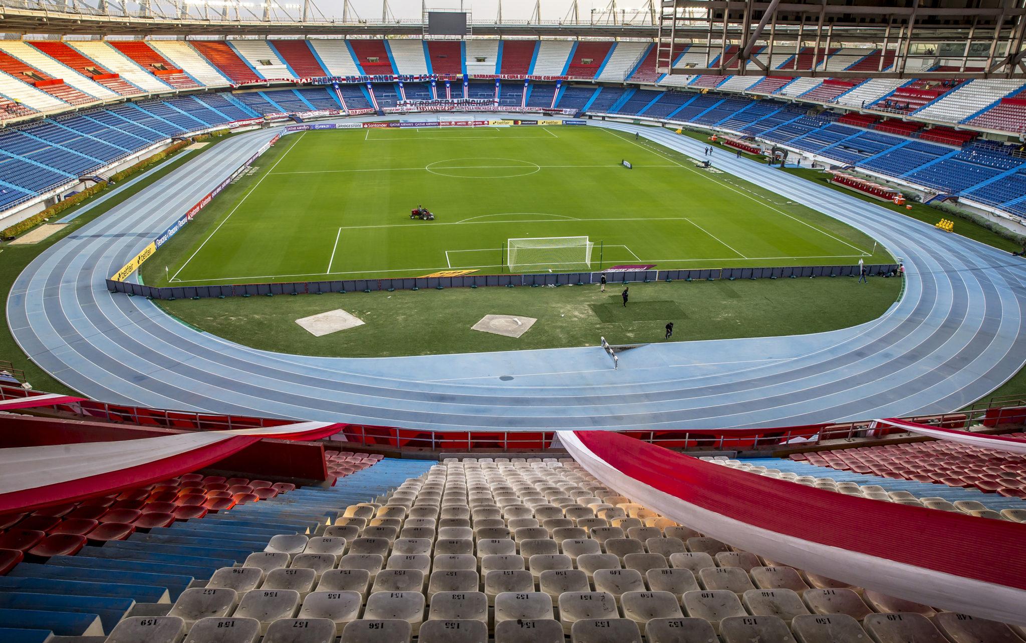 Com objetivos distintos, Colômbia e Brasil se enfrentam na noite deste domingo (10), às 18h, no Estádio Metropolitano Barranquilla