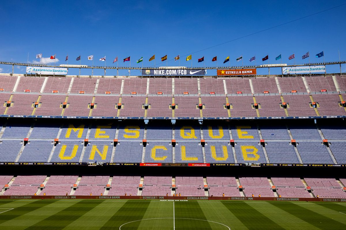 Com objetivos semelhantes, Barcelona e Real Madrid se enfrentam na manhã deste domingo (24), às 11h15, no Estádio Camp Nou