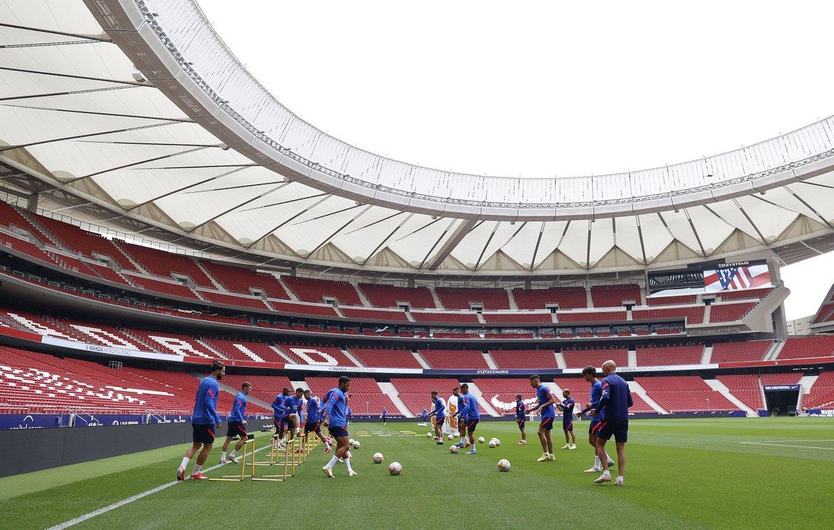 Com objetivos semelhantes, Atlético de Madrid Barcelona se enfrentam na tarde deste sábado (02), às 16h, no Estádio Metropolitano de Madrid