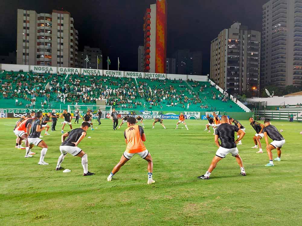 Botafogo faz bom segundo turno e aguarda resultado do avai