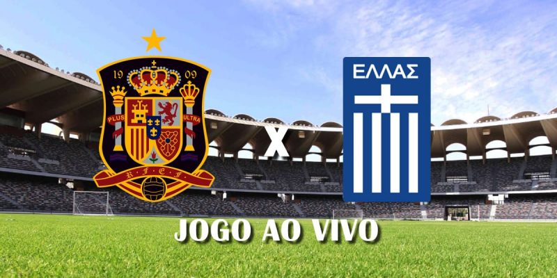 espanha x grecia eliminatorias copa do mundo qatar 2022 uefa primeira rodada jogo ao vivo